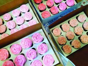 Michelle's Scrumptious Bakery Cupcakes