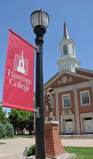 Hastings History chapel