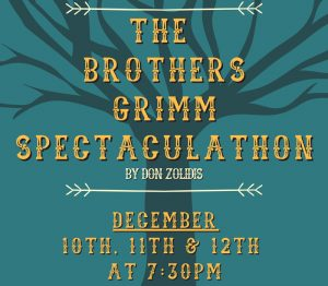 Brothers Grimm Flyer fw