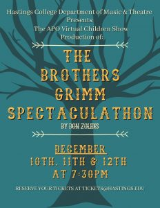 Brothers Grimm Flyer w