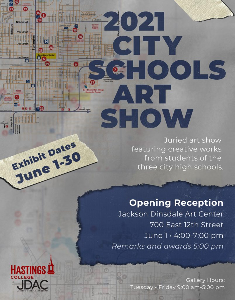 City art Schools Opening w