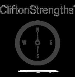 CliftonStrengths brand logo