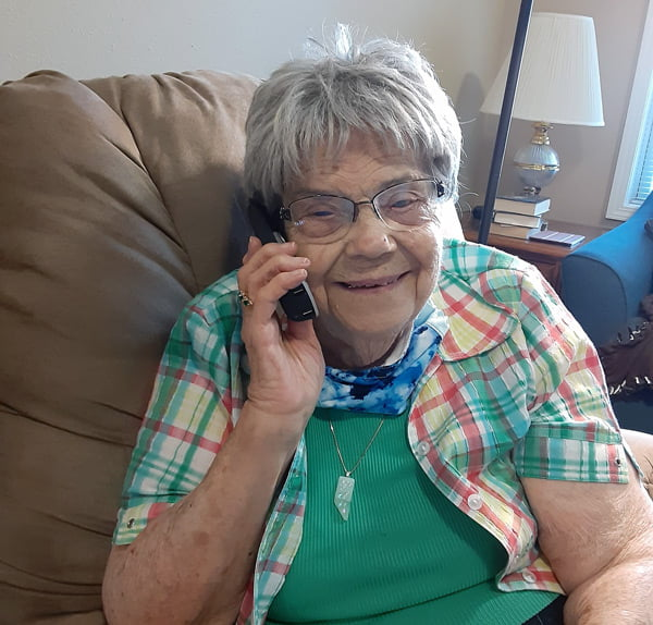 College View Resident Jeanie Beiriger