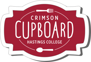 Crimson Cupboard logo graphic