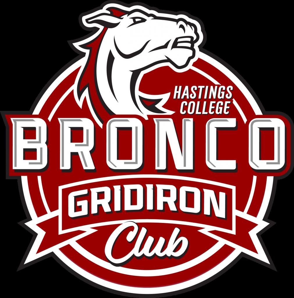 Bronco Gridiron Club logo