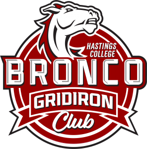 Bronco Gridiron Club logo