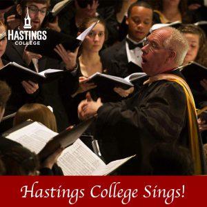 HastingsCollegeSings 1