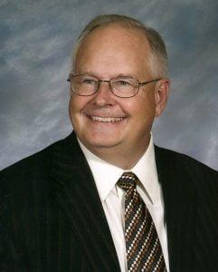 Portrait of Lee Wigert