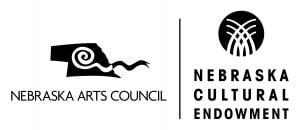 Nebraska Arts Council and Nebraska Cultural Endowment logo