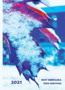 Nebraska Scholastic Writing Awards cover 2021w