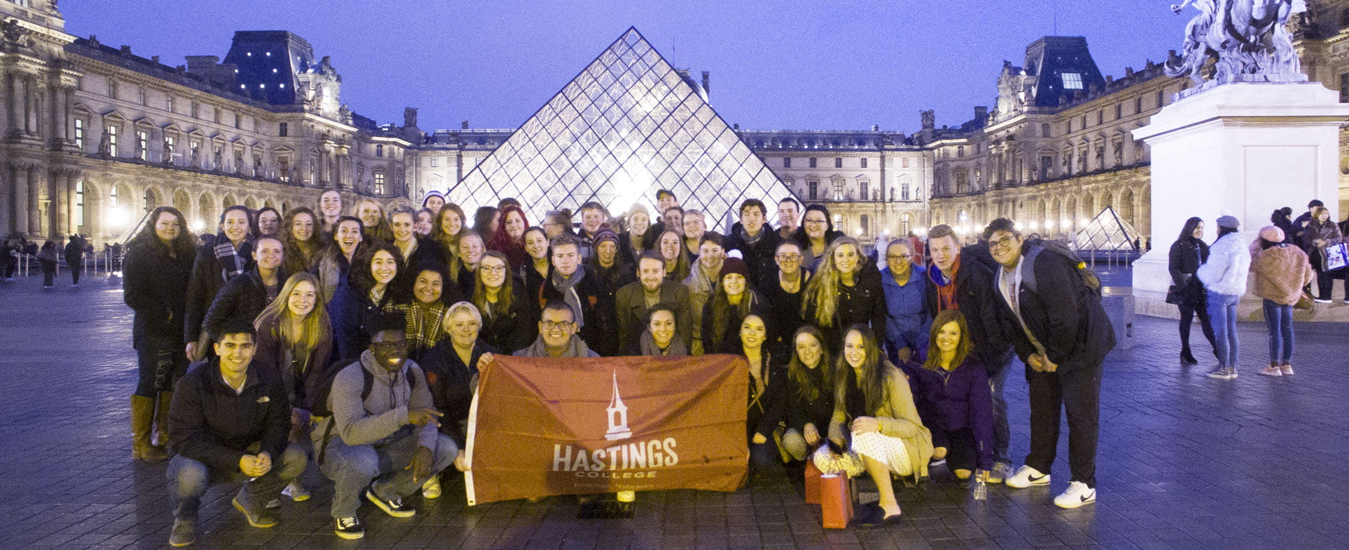 Paris student picture