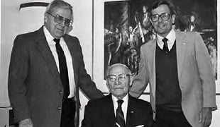Photo of Former deans of Hastings College