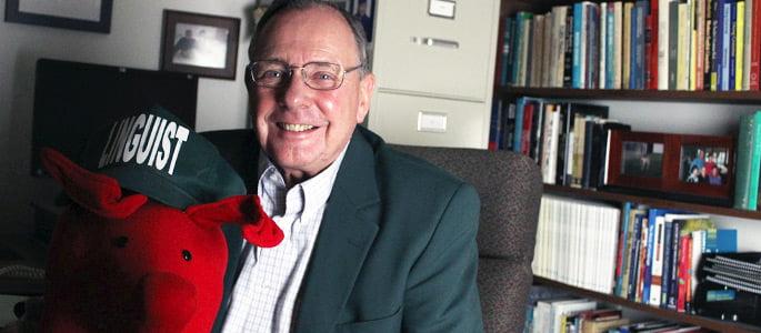 Dwayne Strasheim at Hastings College in Nebraska