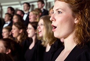 Hastings College 2014 choir tour across Nebraska and Colorado