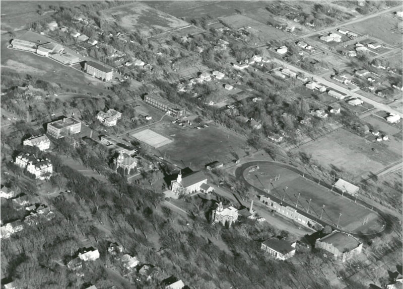hastingscollege circa 1950 w