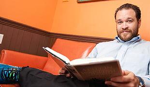 Jon Randall Marx thrived at Hastings College.