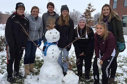 j term snowman