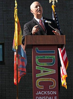 Photo of Nebraska Governor Pete Ricketts