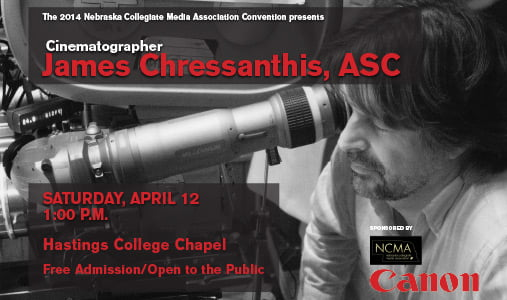 jim chressanthis hastings college