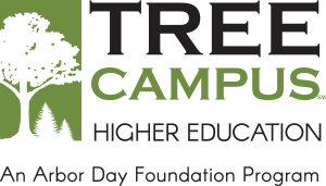 Tree Campus Higher Education graphic