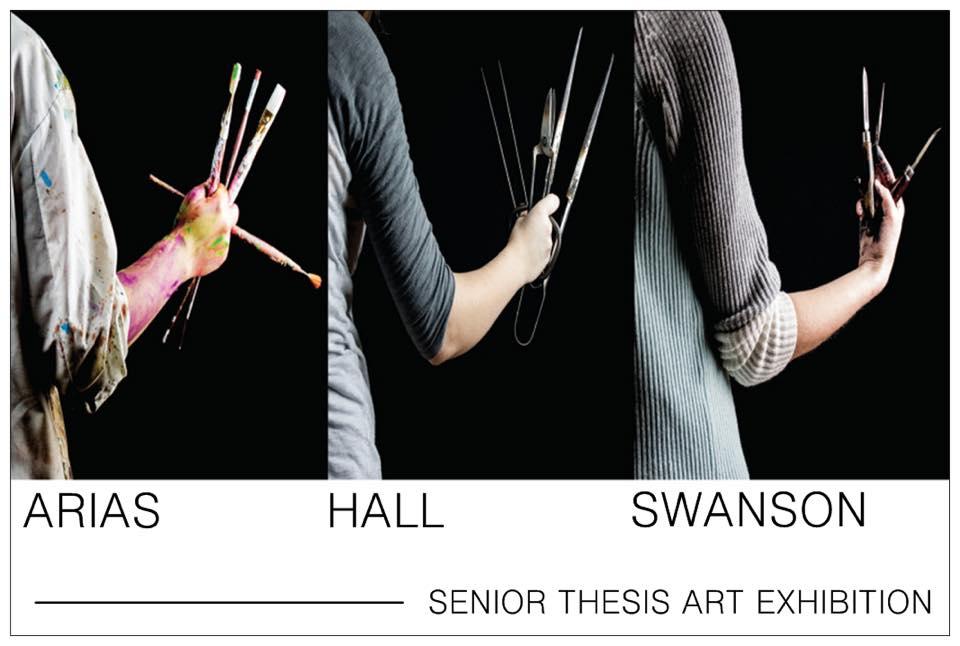 senior thesis show 2