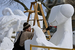 snowsculpture tumbnail